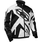 Boy's Black/White Launch SE G3 Jacket - 72-4376