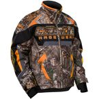Youth Realtree Xtra/Orange Bolt G3 Jacket - 72-4522