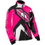 Girl's Hot Pink/Black Launch SE G3 Jacket - 72-4726