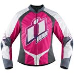 Women's Pink Overlord Sweet Dreams Jacket - 2822-0816