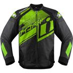 Green Hypersport Prime Hero Jacket - 2810-2811