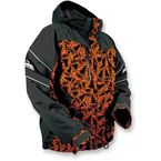 Stamp Orange Action 2 Jacket - HM7JACT2SOLG