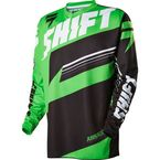 Green Assault Jersey - 14597-004-S