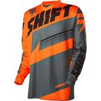 Orange Assault Jersey - 14597-009-M