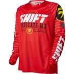 Red Strike Jersey - 14532-003-S