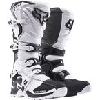 White Comp 5 Boots - 16448-008-10