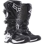 Black/White Womens Comp 5 Boots - 16450-018-7
