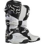 White Comp 8 Boots - 16451-008-10