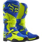 Blue/Yellow Comp 8 Boots - 16451-026-10