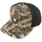 Brown Territory Flex-Fit Hat - M45596419BNSM
