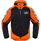 Orange/Black UX Jacket - 2820-3566