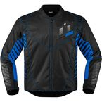 Black/Blue Wireform Jacket - 2820-3590