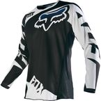 Youth Black 180 Race Jersey - 14970-001-L