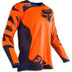 Youth Orange/Blue 180 Race Jersey - 14970-592-L
