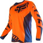 Orange/Blue 180 Race Jersey - 14261-592-L