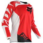 Youth Red 180 Race Jersey - 14970-003-L
