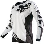 White 180 Race Airline Jersey - 14966-008-L