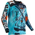 Youth Aqua 180 Vicious Jersey - 14972-246-L