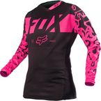Youth Black/Pink 180 Jersey - 14982-285-L