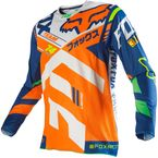 Orange/Blue 360 Divizion Jersey - 14954-592-L