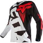 Black/White 360 Shiv Jersey - 14665-018-L