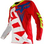 Red/White 360 Shiv Jersey - 14665-054-L