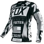 Black Flexair Union Jersey - 15756-001-L