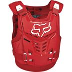 Red Proframe LC Roost Deflector - 13577-003-L/XL