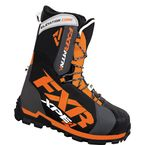 Charcoal/Orange Elevation Lite Core Boots - 16502