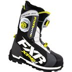 Charcoal/White/Hi-Vis Tactic Boa Focus Boots - 15500