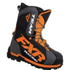 Charcoal/Orange Team Core Boots - 16506
