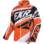 Orange/Black/White Cold Cross Replica Jacket - 16009