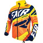 Orange/Navy/Hi-Vis Cold Cross Replica Jacket - 16009