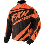 Black/Orange Cold Cross X Jacket - 16008