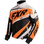 Black/Orange/White Cold Cross X Jacket - 16008