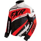 Black/Red/White Cold Cross X Jacket - 16008