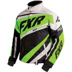 Black/Electric Lime/White Cold Cross X Jacket - 16008