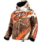 Youth Realtree Xtra/Ap Blaze Cold Cross Jacket - 16309