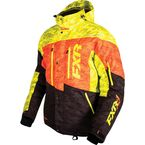 Hi-Vis/Orange/Black Digi Squadron Jacket - 15107