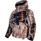 Youth Realtree Xtra/AP Black Squadron Jacket - 16301