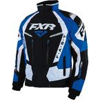 Black/Royal Blue/White Team FX Jacket - 16010.40113