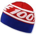 Red Rally Beanie - 20110-003-01