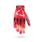 Red 3.5 X-Flow Gloves - 6016000443