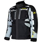 Black/Gray Adventure Rally Jacket - 3291-004-140-600