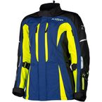 Women's Blue/Black/Hi-Vis Altitude Jacket - 5093-001-140-500