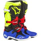 Anaheim 1 Special Edition Tech 10 Boots - 2010014-1537-10