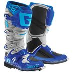 Blue/Gray SG-12 Boots - 2174-033-10