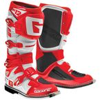 Red/White SG-12 Boots - 2174-033-10