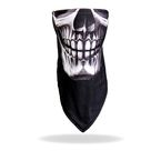 Human Skull Fleece Lined Neck Warmer - FWC1001
