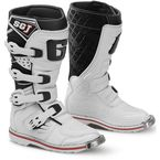 Youth White SG-J Boots - 2166-004-02